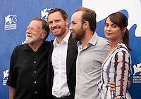 at The Light Between Oceans film photocall at the 73rd Venice Film Festival, Sala Grande on Thursday September 1st 2016, Venice Lido, Italy.