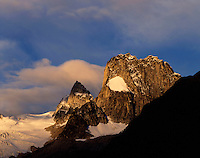 Dawn over the Bugaboos, Purcell Mountains British Columbia