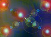 Effulgence #9 ~ The Universe Creating Creation ~ ©  Laurel Smith