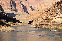 Rafting the Grand Canyon. Grand Canyon NP, AZ.