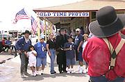 Tombstone Western Film Festival, Tombstone, Arizona, USA.