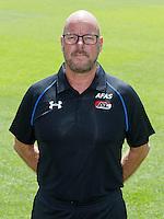 Paul Reus during the team photocall of AZ Alkmaar on July 17, 2015 at Afas Stadium in Alkmaar, The Netherlands