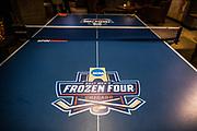 NCAA Frozen Four 2017<br /> United Center<br /> Chicago, IL <br /> <br /> <br /> www.AdamAlexanderPhoto.com<br /> &copy;Adam Alexander Photography 2017