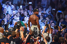 May 2, 2015: Floyd Mayweather vs Manny Pacquiao