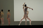 Chroma, Choreography by Wayne McGregor, Royal Ballet. Design by Chroma was a popular hit from its premiere: the exciting, energy driven choreography of McGregor, minimalist design by John Pawson, and Joby Talbot's music both composed by him and arranged from the White Stripes.