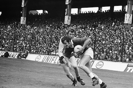 All Ireland Senior Football Championship Final, Dublin v Galway, 22.09.1974, 09.22.1974, 22nd September 1974, Dublin 0-14 Galway 1-06, 22091974AISFCF, ...