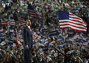 at the 2008 Democratic National Convention in Denver, Colorado August 28, 2008.  REUTERS/            (UNITED STATES)   US PRESIDENTIAL ELECTION CAMPAIGN 2008  (USA)