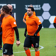NLD/Zeist/20191123 - Voetbal selectiedag Nederlandse artiesten, kapper Hanna