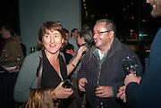 BEEBAN KIDRON; PETER COFFEY, UnSeen Narratives, Ted Salon, Unicorn Theatre, Tooley St. London. 10 May 2012.