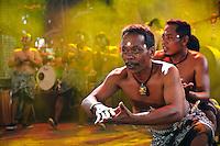 Kecak performance at the Bali Spirit Festival, 22/3/2013.