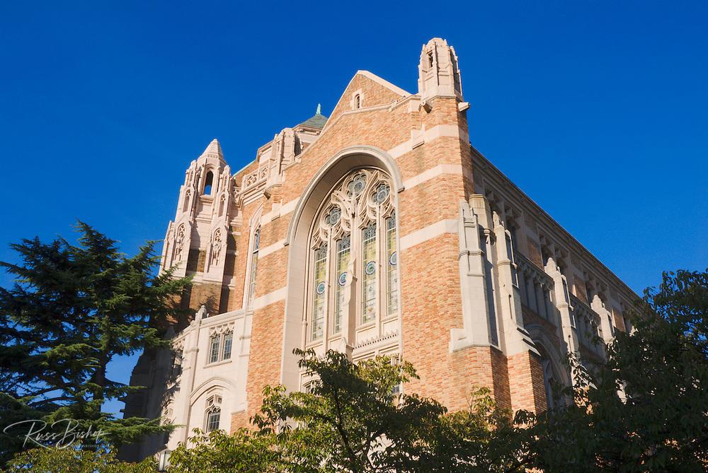 Suzzallo Library, University of Washington, Seattle, Washington