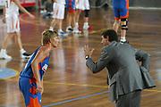 DESCRIZIONE : LA SPEZIA CAMPIONATO ITALIANO DI BASKET FEMMINILE LEGA A1 2004-2005<br />GIOCATORE : RIGA - GRUPPI<br />SQUADRA : COCONUDA MADDALONI<br />EVENTO : CAMPIONATO ITALIANO BASKET FEMMINILE LEGA A1 2004-2005<br />GARA : FAMILA SCHIO-COCONUDA MADDALONI<br />DATA : 17/10/2004<br />CATEGORIA : TIRO<br />SPORT : Pallacanestro<br />AUTORE : Agenzia Ciamillo-Castoria/L.VILLANI
