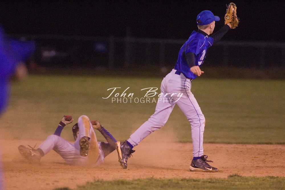 MCHS Varsity Baseball.vs Rappanannock.April 28, 2006