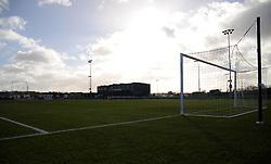 General views inside the stadium - Mandatory by-line: Nizaam Jones/JMP - 27/01/2019 - FOOTBALL - Stoke Gifford Stadium - Bristol, England - Bristol City Women v Yeovil Town Ladies- FA Women's Super League 1