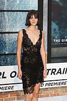 Sam Rollinson, The Girl On The Train - World Film Premiere, Leicester Square, London UK, 20 September 2016, Photo by Richard Goldschmidt