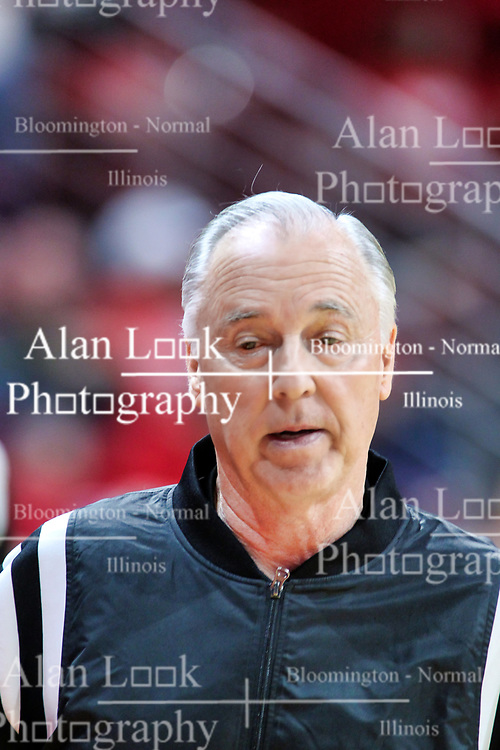 NORMAL, IL - January 05:  David Stevens during a college basketball game between the ISU Redbirds and the University of Evansville Purple Aces on January 05 2019 at Redbird Arena in Normal, IL. (Photo by Alan Look)