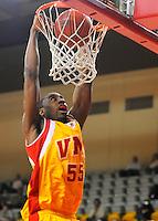NCAA Men's Basketball: VMI 123, Southern Virgnia 85