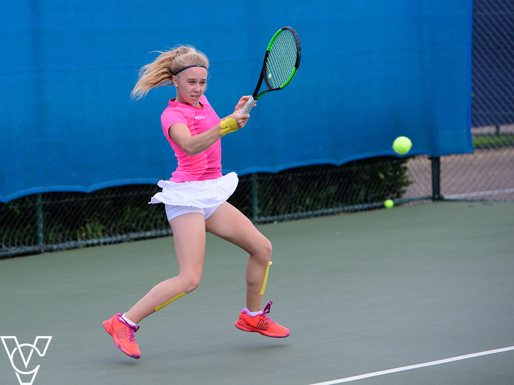 Team Tennis Schools National Championships Finals 2017 held at Nottingham Tennis Centre.<br /> <br /> Picture: Chris Vaughan Photography for the LTA<br /> Date: July 12, 2017