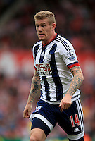 West Bromwich Albion's James McClean