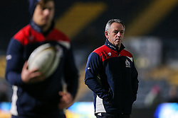 Bristol Rugby Acting Head Coach Mark Tainton looks on - Rogan Thomson/JMP - 04/11/2016 - RUGBY UNION - Sixways Stadium - Worcester, England - Worcester Warriors v Bristol Rugby - The Anglo Welsh Cup.