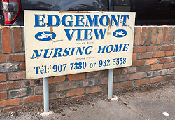 "© Licensed to London News Pictures; 13/04/2020; Oldland Common, South Gloucestershire, UK. General views of Edgemont View Nursing Home, on the outskirts of Bristol. The home has issued a statement saying a significant number of its 21 residents have recently died from Covid-19 coronavirus. The home's director has not confirmed the number of deaths and the statement says that the home followed official advice and procedures and that their staff continue to use appropriate PPE. The statement says ""It is of some comfort to know that all of those who have died did so peacefully, in a place with which they were familiar, cared for by staff who knew them well and who cared for them as individuals"" and extends deepest sympathies to the families and friends of those who have died and that their continued focus is on the care and wellbeing of remaining residents and the staff who continue to care for them. Public Health England has said that contacts of confirmed cases had been tested. Photo credit: Simon Chapman/LNP."