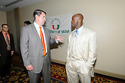 2011 Miami Hurricanes Sports Hall of Fame Inductions