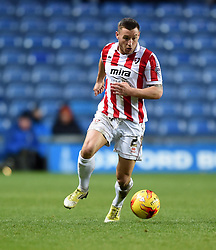 Cheltenham Town's Lee Vaughan - Photo mandatory by-line: Paul Knight/JMP - Mobile: 07966 386802 - 03/01/2015 - SPORT - Football - Oxford - Kassam Stadium - Oxford United v Cheltenham Town - Sky Bet League Two