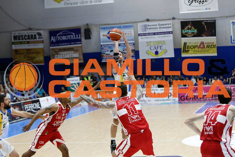 Diener Drake<br /> Betaland Capo D'Orlando - EA7 Emporio Armani Milano<br /> Lega Basket Serie A 2016/2017<br /> Playoff Gara 4<br /> Capo d'Orlando 18/05/2017<br /> Foto Ciamillo-Castoria