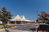 Oxon Hill Plaza Shopping Center Photography