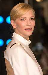 Cate Blanchett nominated  best leading actress for the Oscars 2014.<br />