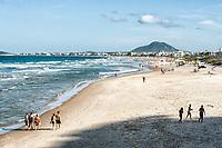 Praia dos Ingleses. Florianópolis, Santa Catarina, Brasil. / <br /> Ingleses Beach. Florianopolis, Santa Catarina, Brazil.