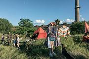 Serbia, Belgrade: summer festival