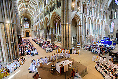 190629 - Diocese of Lincoln | Ordination of Deacons