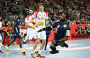 Cedric Sorhaindo (France) during the EHF 2018 Men's European Championship, 1/2 final Handball match between France and Spain on January 26, 2018 at the Arena in Zagreb, Croatia - Photo Laurent Lairys / ProSportsImages / DPPI