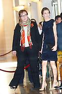 Princess Letizia of Spain attends a concert organized by Luca de Tena Foundation at the Auditorio Nacional de Musica on April 18, 2013 in Madrid, Spain.