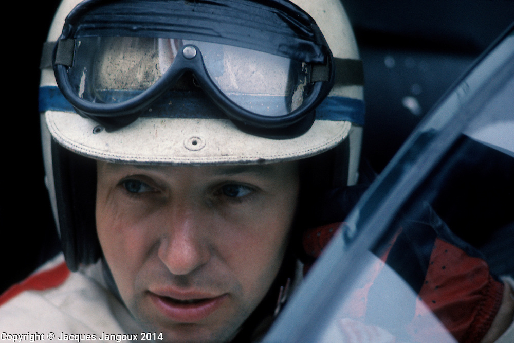 John Surtees, 7 times motorcycle world champion, Formula 1 world champion