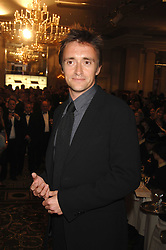 TV presenter RICHARD HAMMOND at the Galaxy British Book Awards 2007 - The Nibbies held at the Grosvenor house Hotel, Park Lane, London on 28th March 2007.<br />