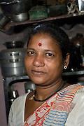 Anandi Anand Maraye 42 years old, Dharavi, Mumbai, India
