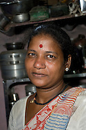 Anandi Anand Maraye 42 years old, Dharavi, Mumbai, India