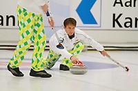 Curling<br /> Norge<br /> Foto: imago/Digitalsport<br /> NORWAY ONLY<br /> <br /> 10.09.2010 Curling 10.Baden Masters --- Skip Thomas Ulsrud Norwegen