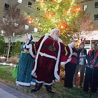 2014 WakeMed Tree Lighting