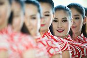April 10-12, 2015: Chinese Grand Prix - Grid Girls