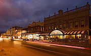 Lydiard St Nth, Ballarat, one of the most well preserved heritage streets in Australia.<br />