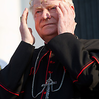ARCHIVE IMAGE Italian Cardinal Angelo Scola is going to be the next Catholic Pope, at least according to UK bookies that agree in identifying the 71-year-old archbishop of Milan as the front runner to replace Benedict XVI.