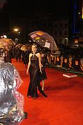 Saffron aldridge. arrive at the 2006 BAFTA Awards at the Leicester Square Odeon Cinema in London. 19 February 2006.  -DO NOT ARCHIVE-© Copyright Photograph by Dafydd Jones 66 Stockwell Park Rd. London SW9 0DA Tel 020 7733 0108 www.dafjones.com