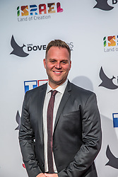 October 11, 2016 - Nashville, Tennessee, USA - Matthew West at the 47th Annual GMA Dove Awards  in Nashville, TN at Allen Arena on the campus of Lipscomb University.  The GMA Dove Awards is an awards show produced by the Gospel Music Association. (Credit Image: © Jason Walle via ZUMA Wire)