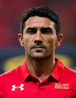 Mexico League - BBVA Bancomer MX 2016-2017 / <br /> Diablos Rojos - Deportivo Toluca Futbol Club - Mexico / <br /> Antonio Naelson Matias - Sinha