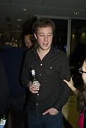 The First Post Christmas drinks party. Young St. London. 18 December 2007. -DO NOT ARCHIVE-© Copyright Photograph by Dafydd Jones. 248 Clapham Rd. London SW9 0PZ. Tel 0207 820 0771. www.dafjones.com.