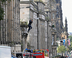 Fast & Furious filming , Edinburgh, 6 September 2019