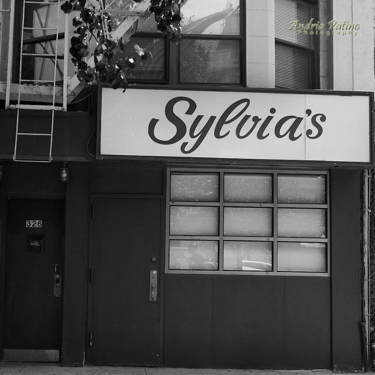 Sylvia's Restaurant Harlem